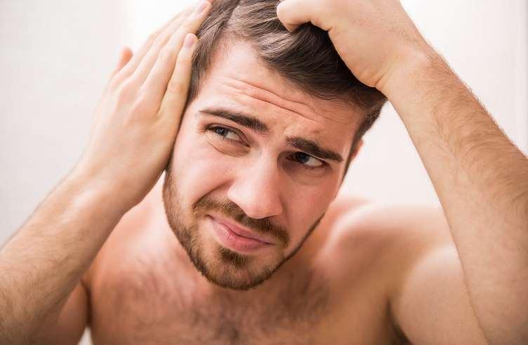 ریزش مو و طالس