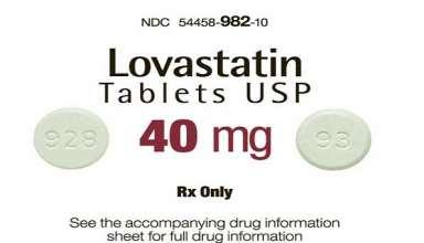 لواستاتین چیست ؟